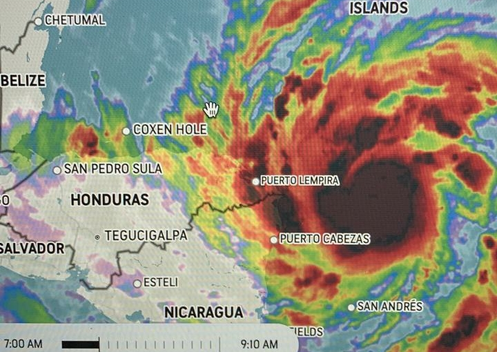 Quick Hurricane Update, Prayer, Support